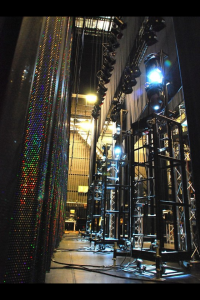 Lichtset George Baker Theatertour